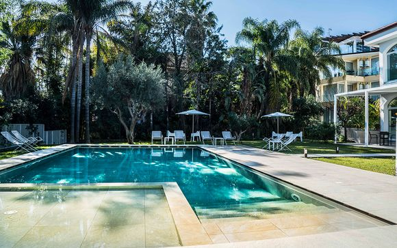 Sicilia's Residence Hotel Art & Spa 4*