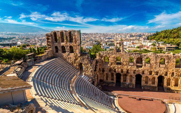 Viaggio tra la storia ellenica e l'isola più romantica delle Cicladi