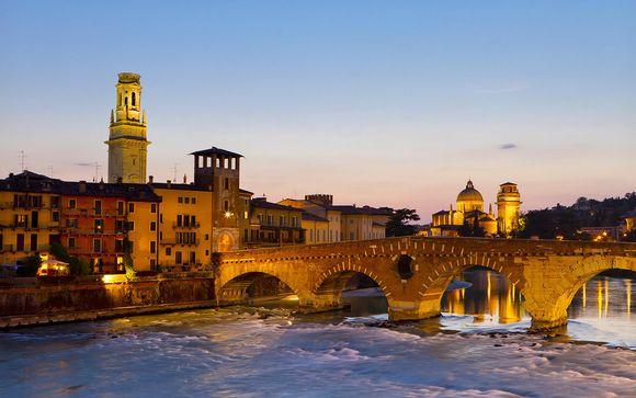 Willkommen in... Verona!