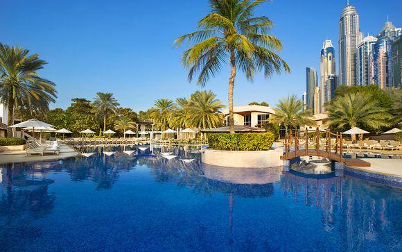 Expo 2020: Comfort e lusso in un hotel esclusivo sulla spiaggia di Jumeirah