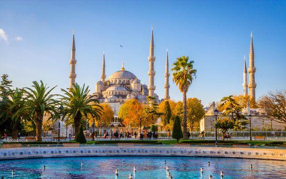 Estambul, en Turquía, te espera