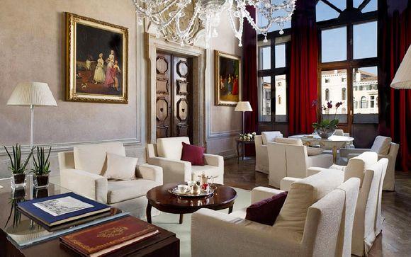 Hotel Palazzo Giovanelli & Grand Canal 4*