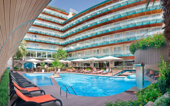 Hotel Kaktus Playa 4*