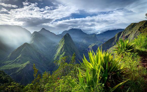 Autotour en liberté Entre Mer et Montagne sur l'     île de la Réunion - La Réunion - Jusqu'     à -70% | Voyage Privé