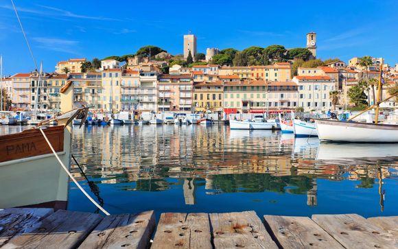 Willkommen in... Cannes!