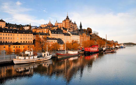 Estocolmo, en Suecia, te espera