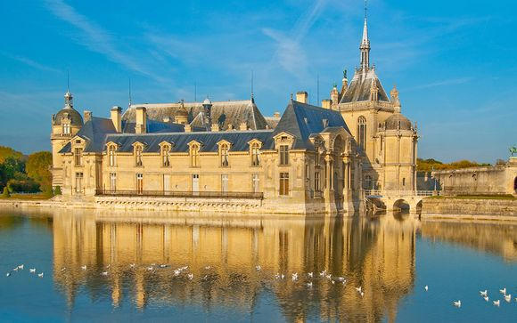 Rendez-vous à Chantilly