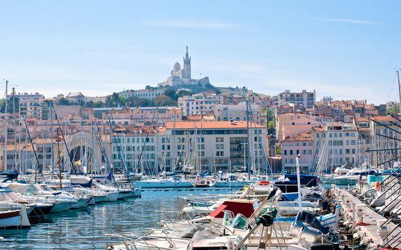 Marsella, en Francia, te espera