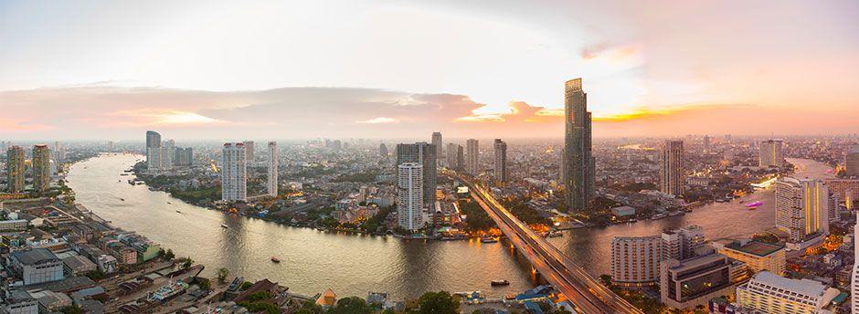 Urlaub in Bangkok