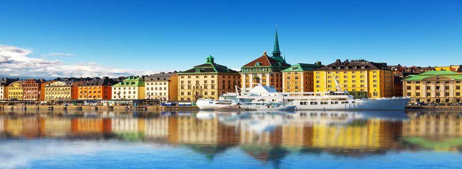 Escapadas de fin de semana a Estocolmo
