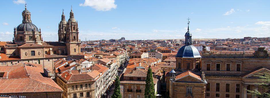 Ofertas de último minuto a Salamanca
