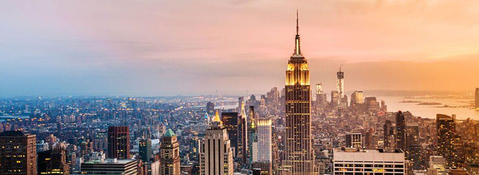Descubre Ofertas Vuelo + Hotel a Nueva York
