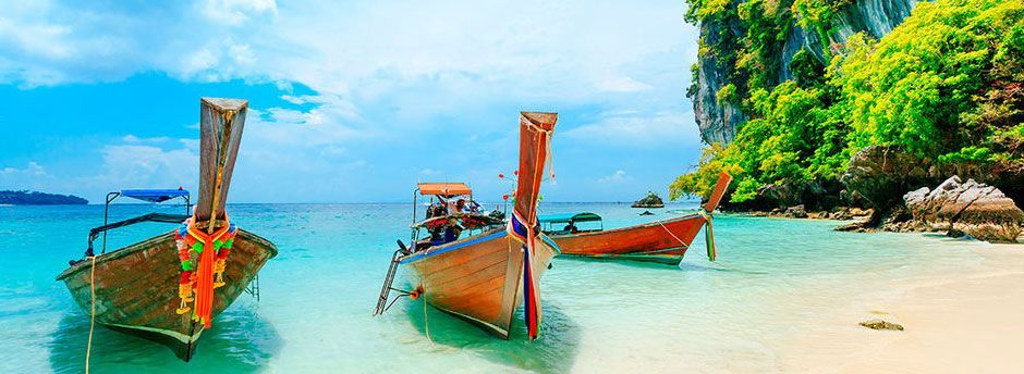 Ofertas de último minuto a Tailandia