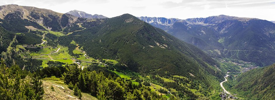 Hoteles 5 estrellas en Andorra: el pequeño gran secreto pirenaico