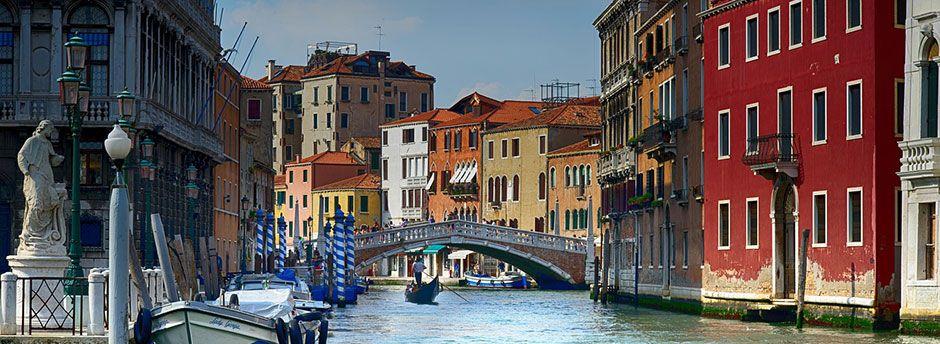 Vuelo + Hotel a Venecia Hasta -70%