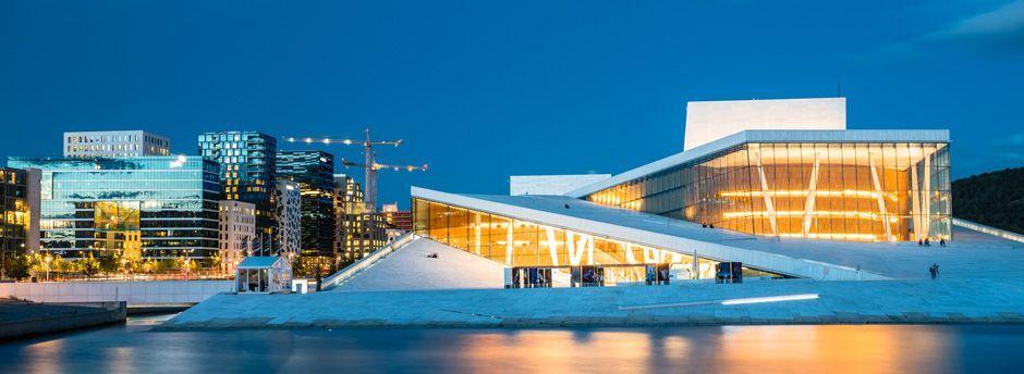 Viajes  Oslo