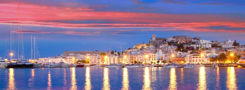 Hoteles en Ibiza.