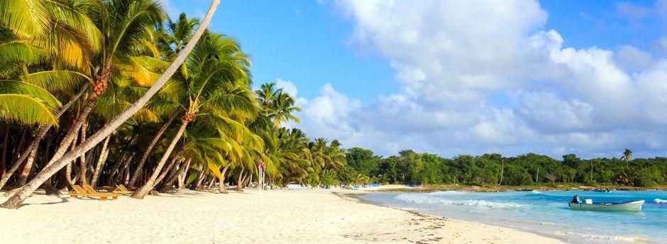Hoteles con todo incluido a Punta Cana