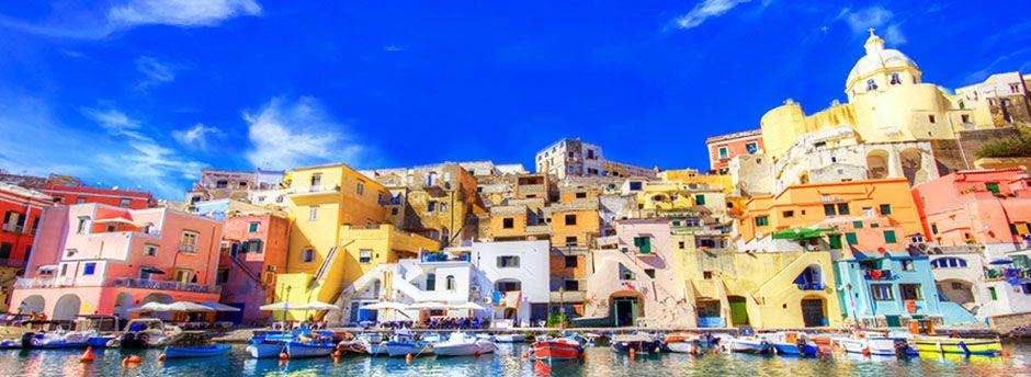 Escapadas de fin de semana a Nápoles