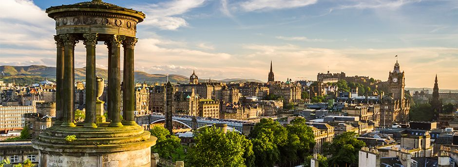 Escapadas de fin de semana a Edimburgo