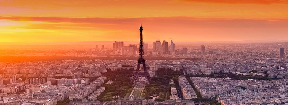Vuelo más hotel a París