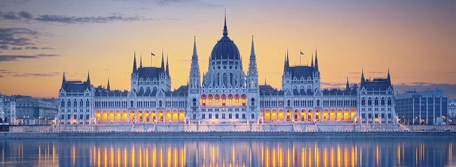 Week-ends à Budapest