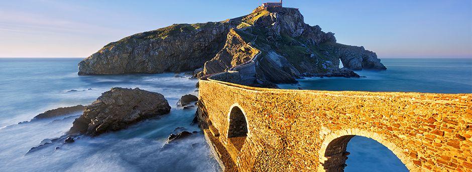 Séjours au Communauté autonome basque