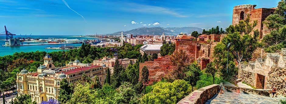 Week-ends à Malaga