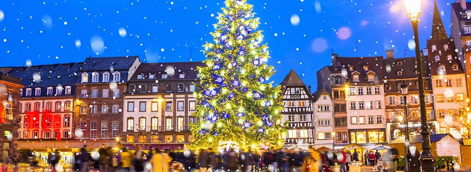 Marché de Noël à Strasbourg, Week-end et séjours