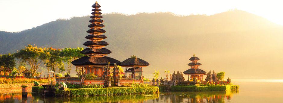 Circuits à Bali