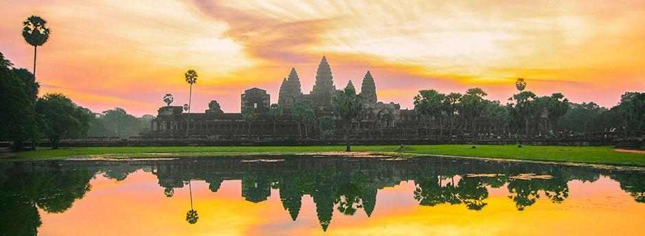 Séjours au Cambodge