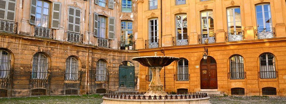 Week-ends à Aix-en-Provence