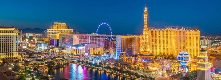 Dernières minutes à Las Vegas