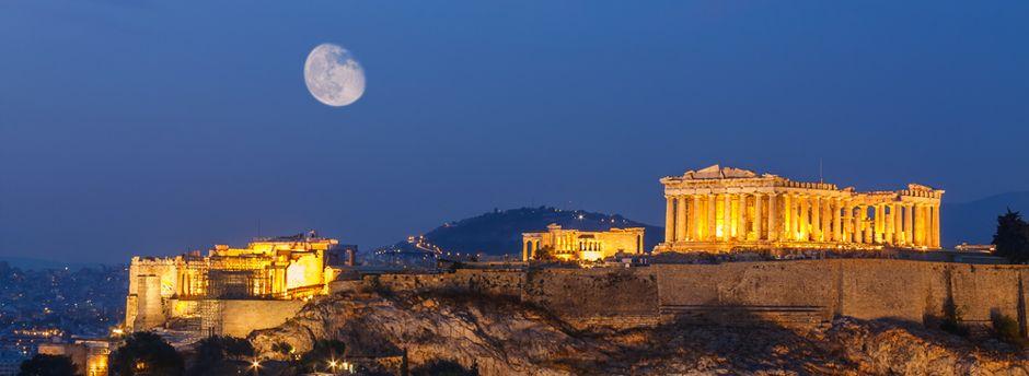 Week-ends à Athènes
