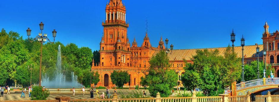 Prenota le tue vacanze in famiglia a Siviglia!
