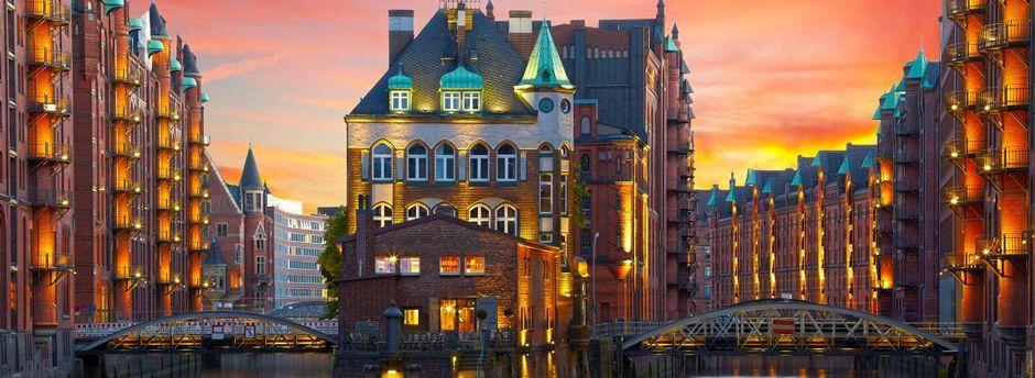 Viaggi ad Amburgo