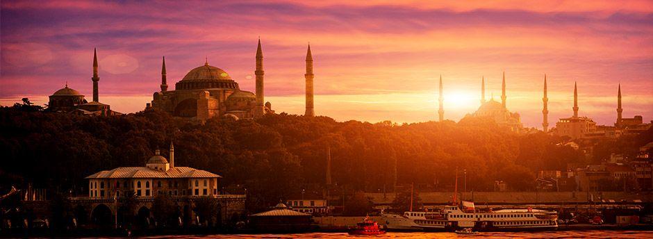 Approfitta delle nostre offerte esclusive per le tue vacanze in famiglia a Istanbul, la Città d'Oro.