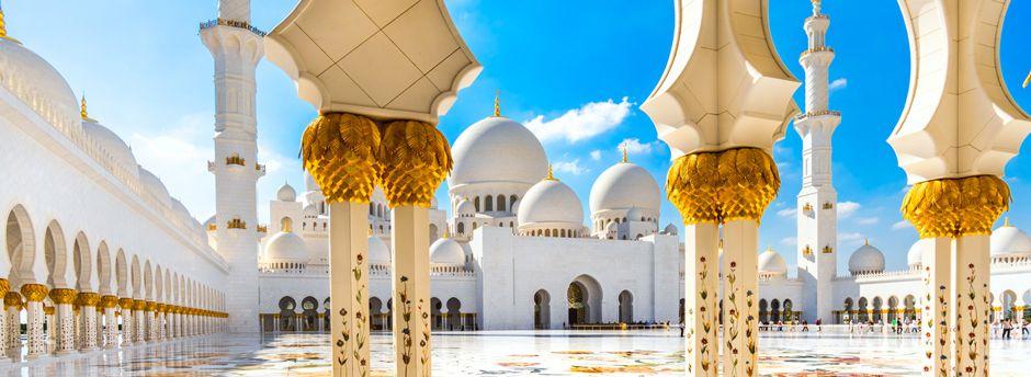 Viaggio a Abu Dhabi