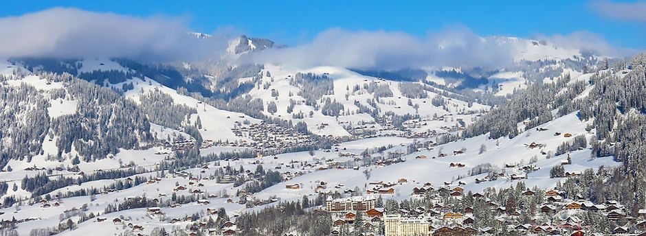 Weekend a Gstaad