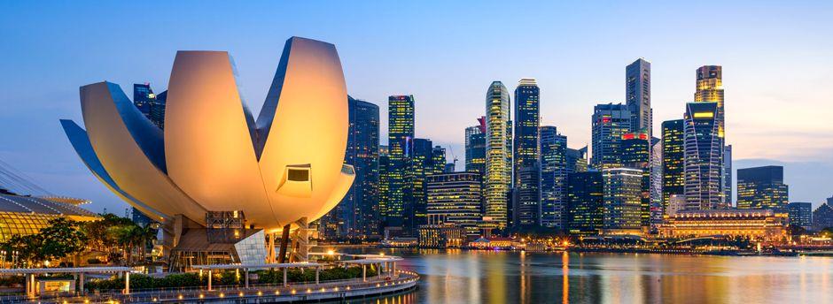 Vacanze a Singapore