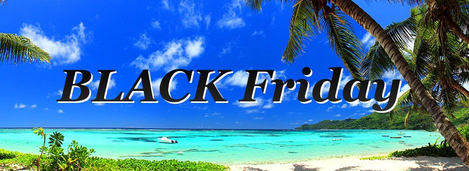 Black Friday Voyage Prive 2019: find the best Travel Deals