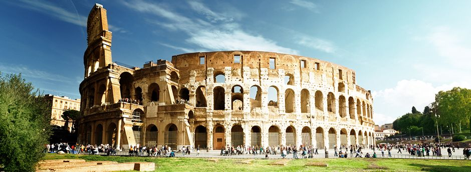 Sun holidays to Rome