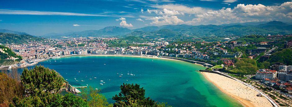 Holidays in San Sebastian