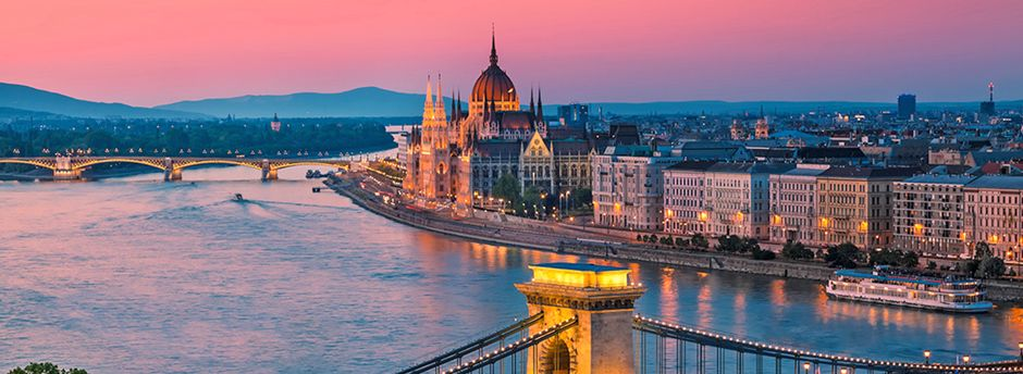 Last minute deals to Budapest