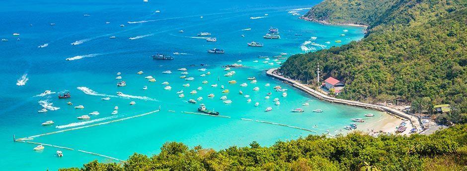 Holidays to Pattaya